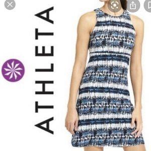2/$50 Athleta- Santorini Dress